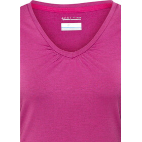 Columbia Shadow Time II Kortærmet T-shirt Damer, haute pink